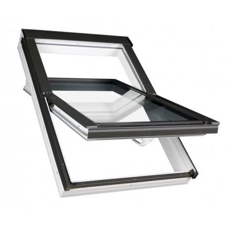 Fenêtre de Toit Projection-Rotation PVC FAKRO
