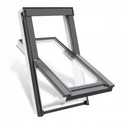 Fenêtres de Toit Rotation PVC AURA