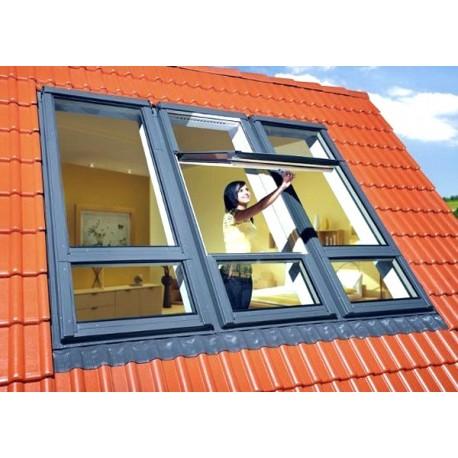 Fenêtre de Toit Rotation Réhaussée Avec Eclairage Inférieur FAKRO