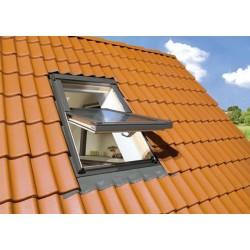 Fenêtre de Toit Rotation Standard 78 X 98 cm avec raccord d'étanchéité