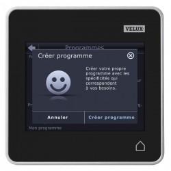 Commande tactile optionnelle VELUX